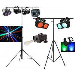 Location Studio régie 500w + Pack light 2 Lorient Caudan