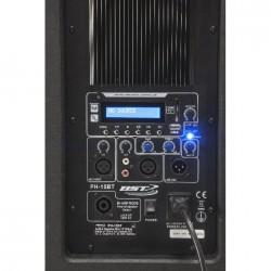 location Pack de 2 Enceintes sono BST 600 w avec USB et BT, micro et pieds lorient caudan