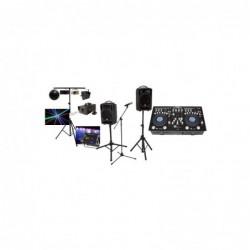 Studio régie 500w + Pack...