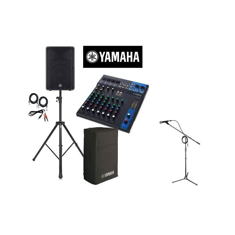 location Pack qualité Yamaha 40 personnes Lorient Caudan