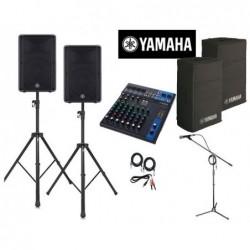 location Pack qualité Yamaha 100 personnes Lorient Caudan