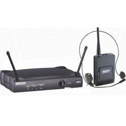 Micro HF sans fil serre tête